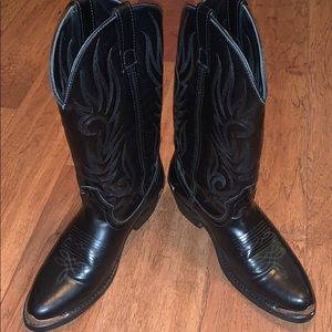 74185400801 Men Used Cowboy Boots on Poshmark